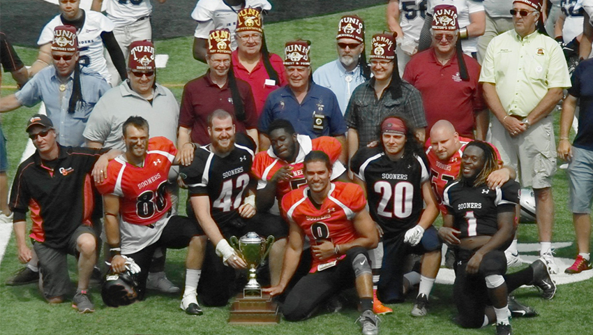 Shriners Bowl